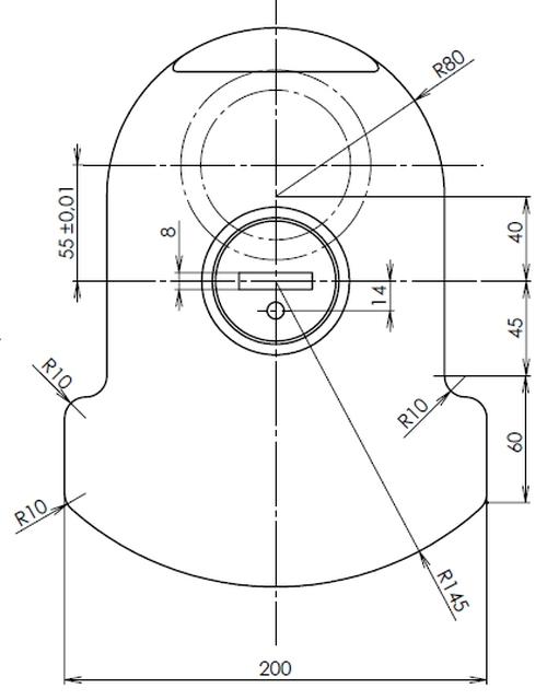 Klikovy Mechanizmus Klikova Hridel Mujsolidworks Cz