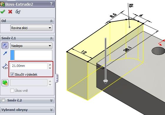 10-SolidWorks-Caxmix-návod-tutorial-hasák