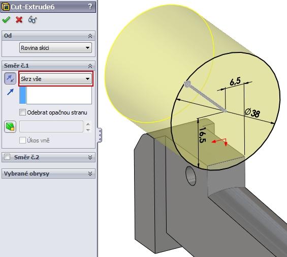 12-SolidWorks-Caxmix-návod-tutorial-hasák