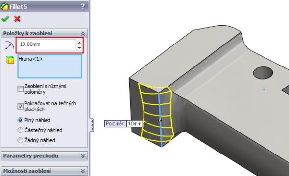 17-SolidWorks-Caxmix-návod-tutorial-hasák
