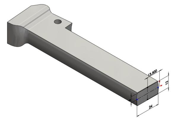 19-SolidWorks-Caxmix-návod-tutorial-hasák