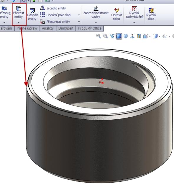 19-SolidWorks-nut-matice-návod-tutorial-postup