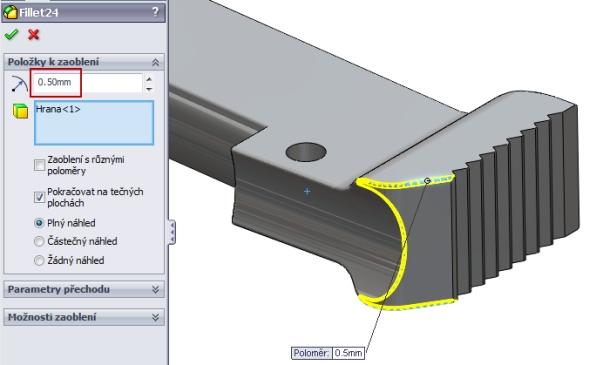 33-SolidWorks-Caxmix-návod-tutorial-hasák