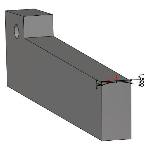 4-SolidWorks-Caxmix-návod-tutorial-hasák