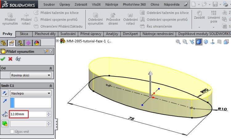 13-SolidWorks-Model-Mania-postup-tutorial-2005