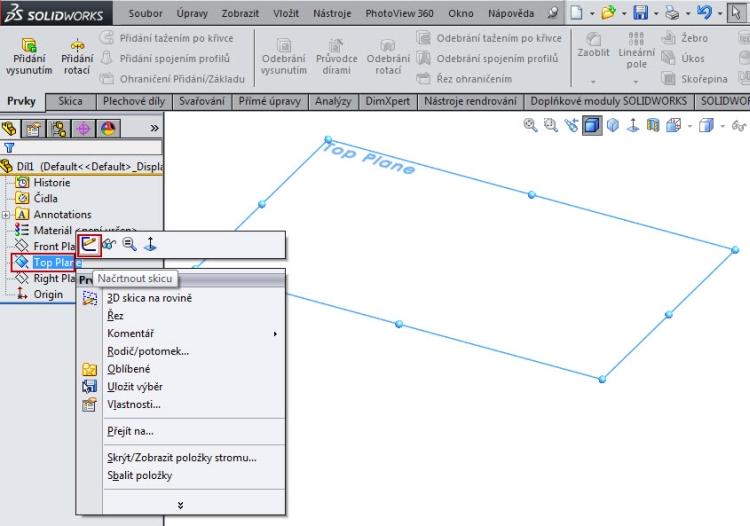 2-SolidWorks-Model-Mania-postup-tutorial-2005