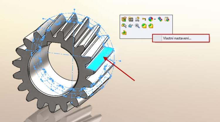 1-SolidWorks-kontextova-nabidka-panel-nastroju