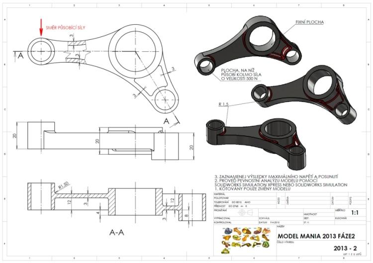 2-Model-Mania-SolidWorks-soutez-zadani-2013
