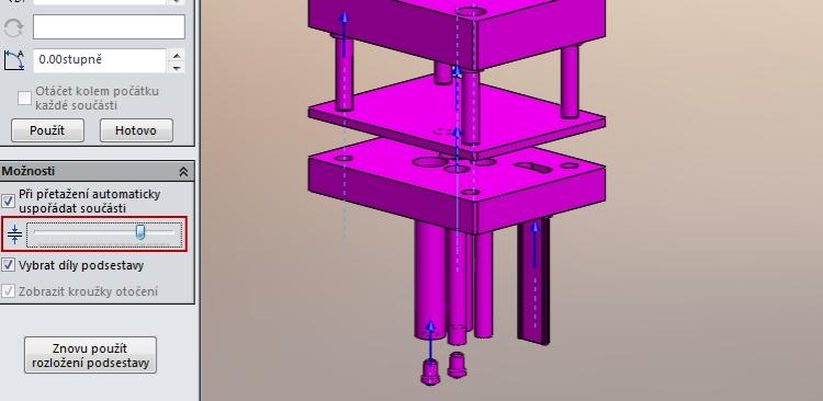 5-SolidWorks-rozlozeny-pohled-automaticke-usporadani-inteligentni
