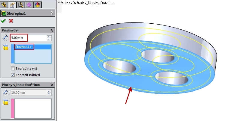 14-SolidWorks-Model-Mania-2014-postup-tutorial-navod