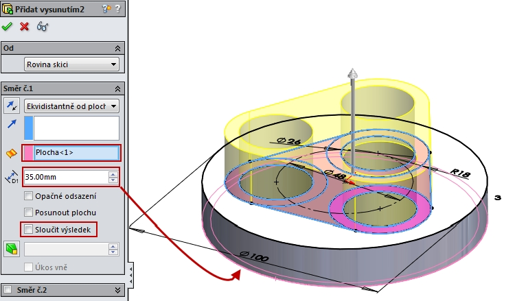 17-SolidWorks-Model-Mania-2014-postup-tutorial-navod