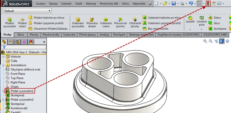 33-SolidWorks-Model-Mania-2014-postup-tutorial-navod